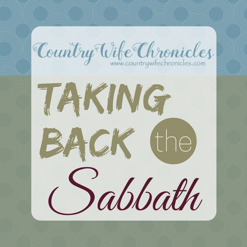 Taking Back the Sabbath Feature Image