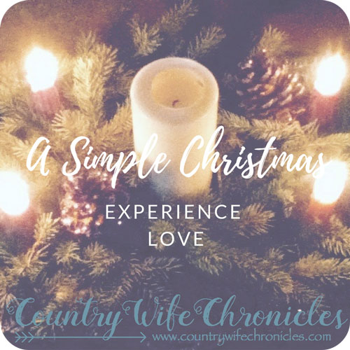 A Simple Christmas Experience Love Feature Image