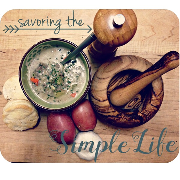 Savoring the Simple Life at Country Wife Chronicles