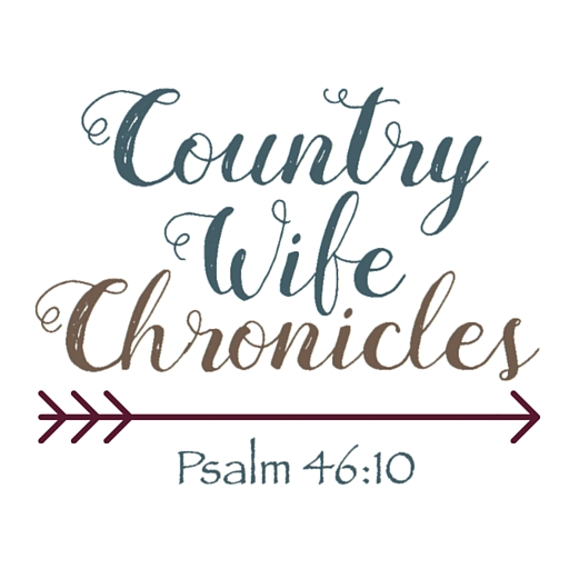 Country Wife Chronicles Psalm 46:10