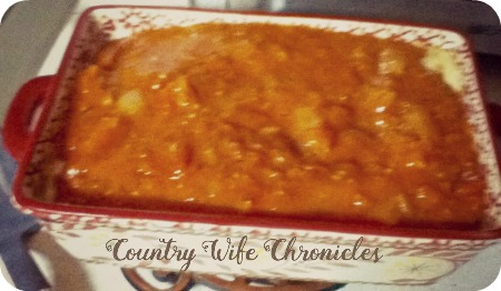 Chile Rellenos Casserole at Country Wife Chronicles