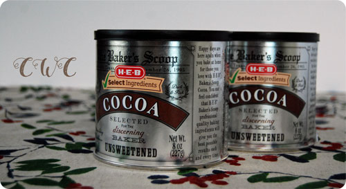 H-E-B Cocoa Powder