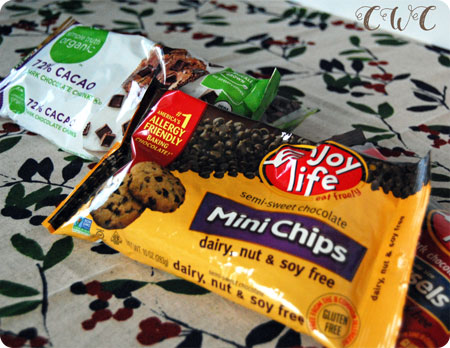 Healthier Baking Chips