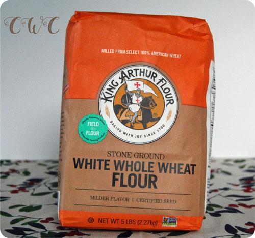 KAF White Whole Wheat Flour