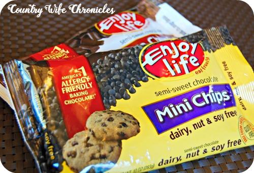 Gluten-Free Banana Muffin Chocolate Chips