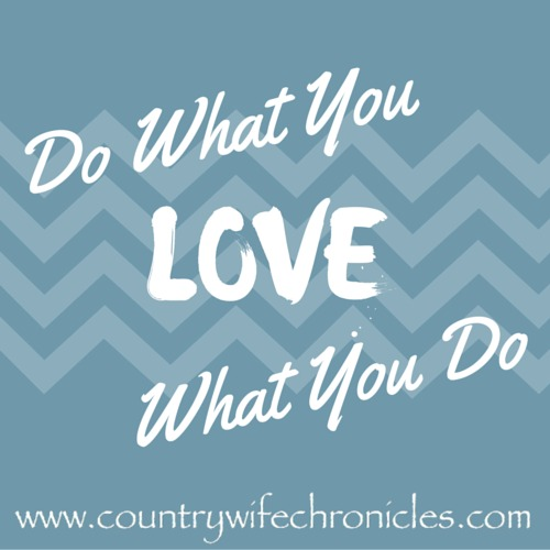 Do What You Love, Love What You Do Image