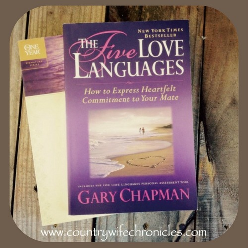 Five Love Languages Books Image