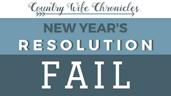 New Years Resolution FAIL Feature Image