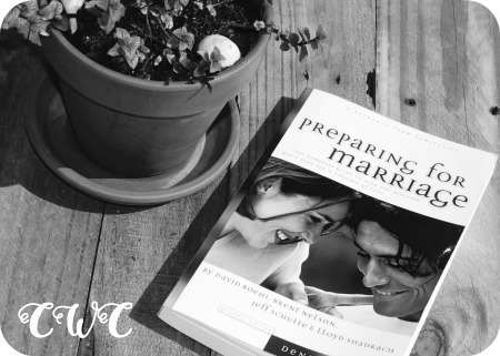 DIY Marriage Retreat: Preparing for Marriage Book Concept
