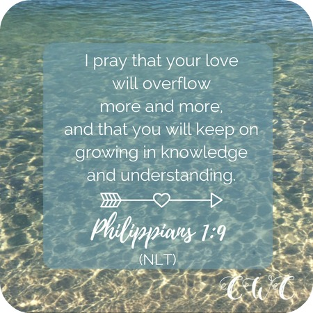 Strengthening Your Marriage Series: Philippians 1:9