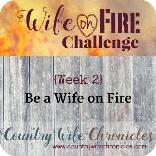 Wife on Fire Challenge Week 2 Feature Image