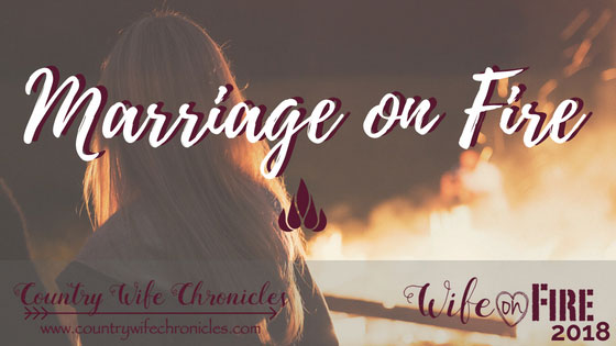 Marriage on Fire Feature Image / Wife on Fire Challenge 2018