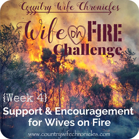 Wife on Fire 2018 {Week 4} Feature Image